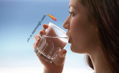 برای جلوگیری از ایجاد بوی بد دهان در ماه رمضان آب زیادی مصرف کنید