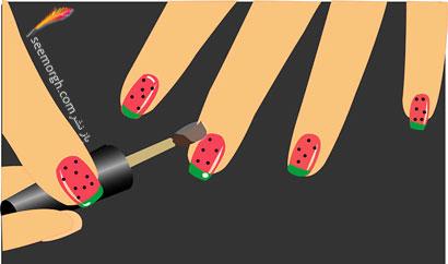 [تصویر:  670px-Put-a-clear-coat-of-nail-polish-to...Step-8.jpg]
