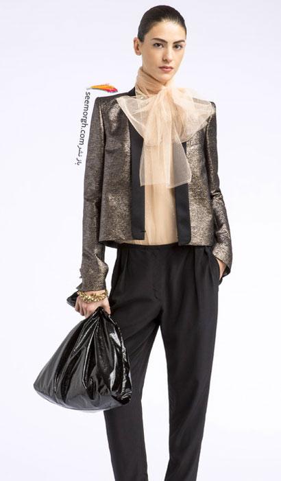la04 مدل لباس های زنانه بهاری به سبک اروپایی + عکس جدید