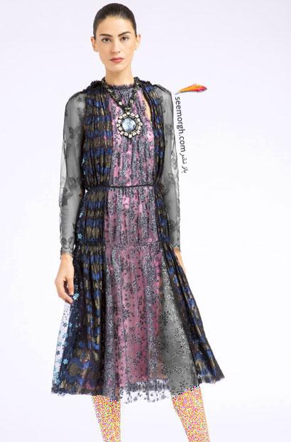 la08 مدل لباس های زنانه بهاری به سبک اروپایی + عکس جدید
