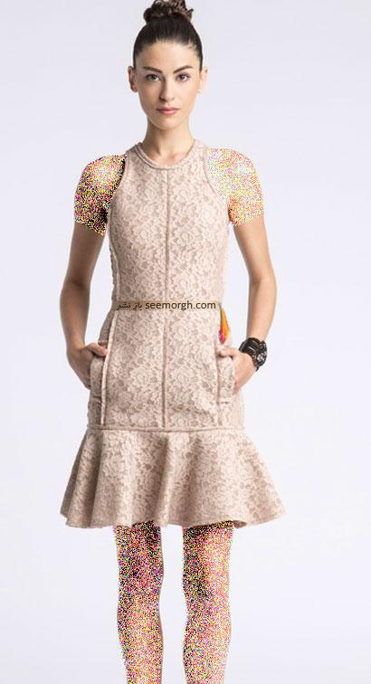 la10 مدل لباس های زنانه بهاری به سبک اروپایی + عکس جدید