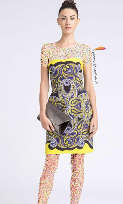 la11 مدل لباس های زنانه بهاری به سبک اروپایی + عکس جدید