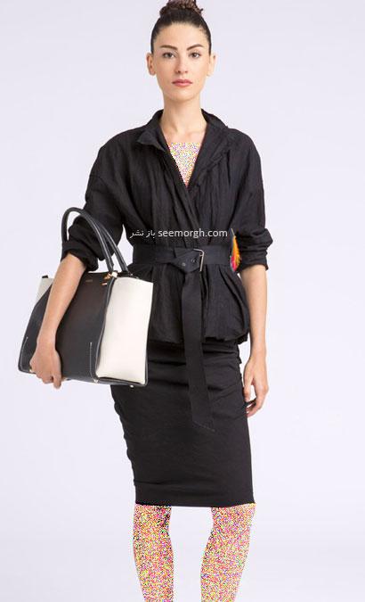 la12 مدل لباس های زنانه بهاری به سبک اروپایی + عکس جدید