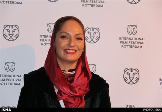 ع های مهناز افشار در جشنواره روتردام هلند 2014