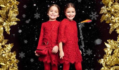 عکس لباس بچه گانه  Dolce & Gabbana برای زمستان 2014