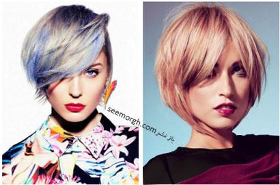 بهترین مدل ها و رنگ موها مخصوص عید نوروز,مدل مو برای بهار - شماره 2