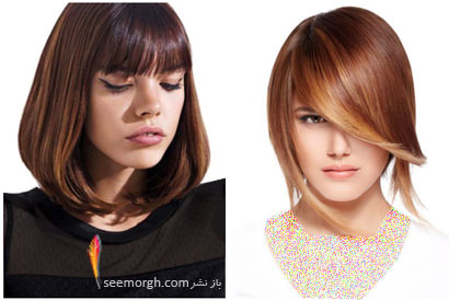 بهترین مدل ها و رنگ موها مخصوص عید نوروز,مدل مو برای بهار - شماره 1