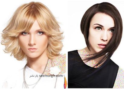 بهترین مدل ها و رنگ موها مخصوص عید نوروز,رنگ مو برای بهار - شماره 1