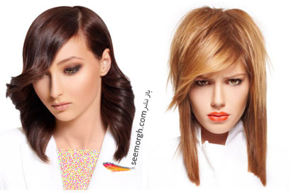 بهترین مدل ها و رنگ موها مخصوص عید نوروز,رنگ مو برای بهار - شماره 3
