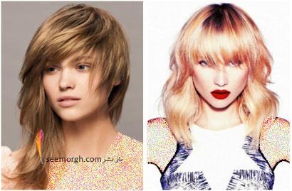 بهترین مدل ها و رنگ موها مخصوص عید نوروز,رنگ مو برای بهار - شماره 5