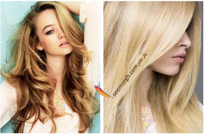 رنگ مو برای بهار - شماره 8,بهترین مدل ها و رنگ موها مخصوص عید نوروز