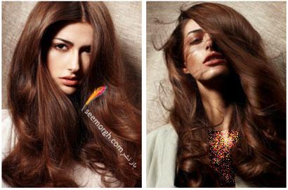 رنگ مو برای بهار - شماره 13,بهترین مدل ها و رنگ موها مخصوص عید نوروز