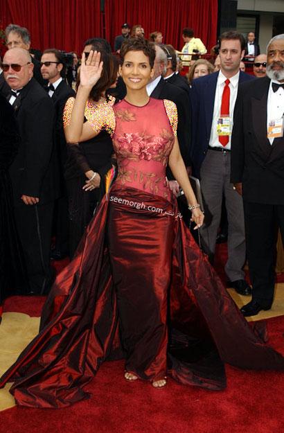 مخاطب آنلاین - بهترین لباسهای مراسم اسکار از سال 2002 تا 2013