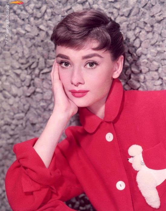 عکس های قدیمی آدری هپبورن Audrey Hepburn