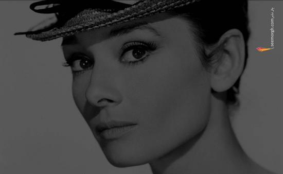 تصاویر آدری هپبورن Audrey Hepburn