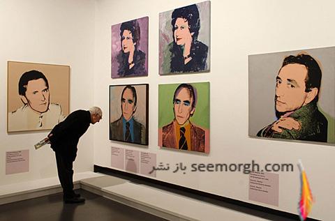 نمایشگاه آثار اندی وارهول