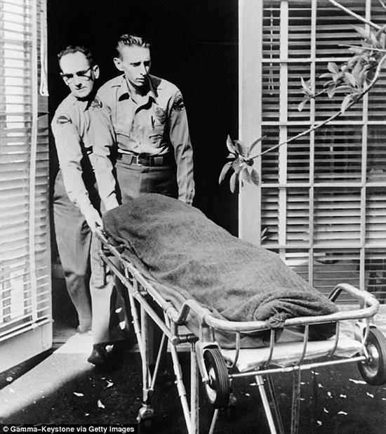 مریلین مونرو,خودکشی مریلین مونرو,قتل مریلین مونرو,برادران کندی,جان اف کندی,پیتر لافورد