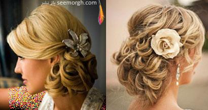 مدل موی عروس برای تابستان 2014 - مدل شماره 8