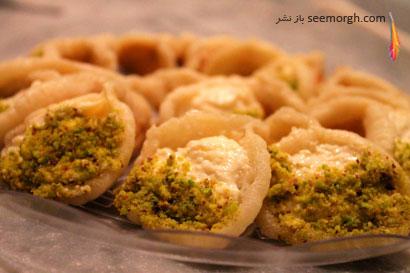 دسر مصری برای ماه رمضان