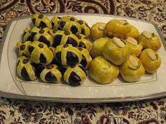 تزیین خرما برای سفره افطار ماه رمضان 3