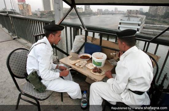 آیین و سنن ماه رمضان در مصر