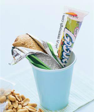 صبحانه مقوی برای کودکان مدرسه ای : بسته های انرژی زا