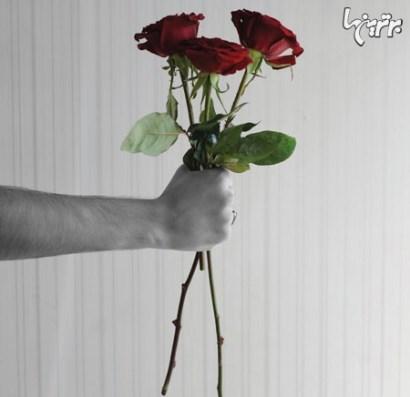 آداب هدیه دادن گل را بیاموزید