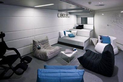 عکس هایی تک از دفتر جدید گوگل در لندن ! www.TAFRIHI.com