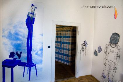 موزه هنر جدید: زیبا و باورنکردنی!! (تصویری) www.TAFRIHI.com