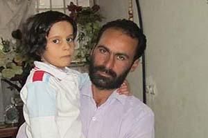 دختر ایرانی به علت بیماری در یخچال زندگی می کند!! + عکس