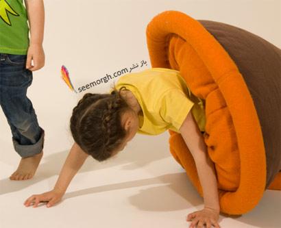 مبلمانی که به هر شکلی که شما بخواهید در می آیند! www.TAFRIHI.com