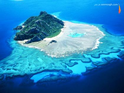 فیجی 5 جزیره برتر بهشتی برای گذراندن تعطیلات! (+عکس)