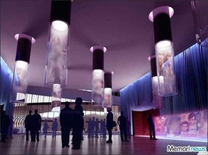طرح معمار ایرانی، برای موزه بالیوود ! TAFRIHI.com