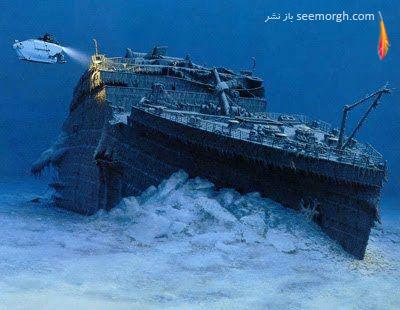 تایتانیک نابترین عکسهای تاریخی!! TAFRIHI.com